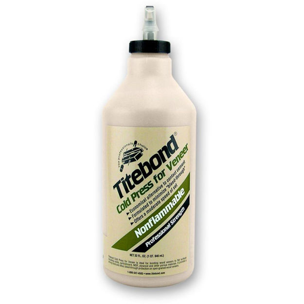 Picture of Titebond Cold Press For Veneer - 946ml (32oz)