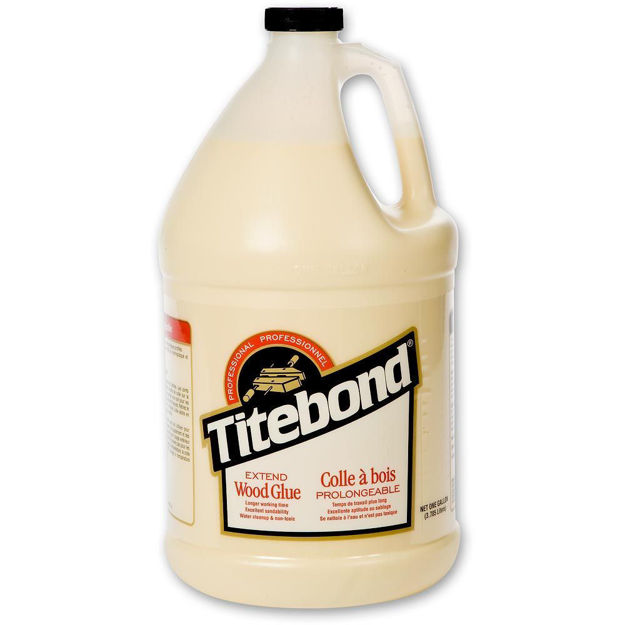 Picture of Titebond Extend Wood Glue - 3.8L (1 US Gall)