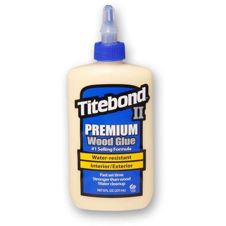 Picture of Titebond II Premium Wood Glue - 237ml (8fl.oz)