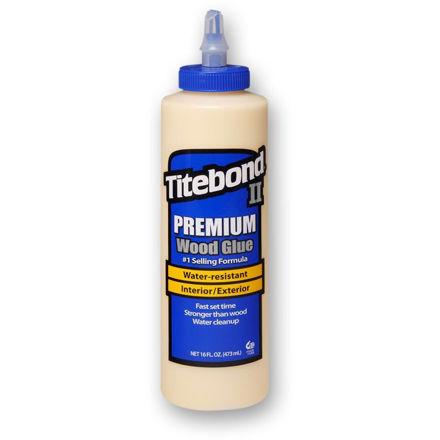 Picture of Titebond II Premium Wood Glue - 473ml (16fl.oz)