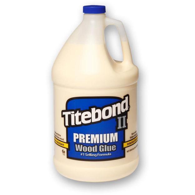Picture of Titebond II Premium Wood Glue - 3.8l (1 US Gall)