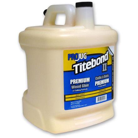 Picture of Titebond II Premium Wood Glue ProJug - 8.14l (2.1 US Gall)