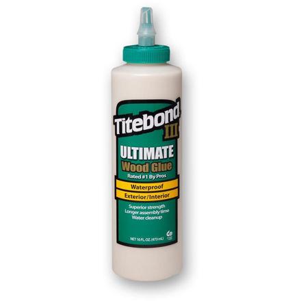 Picture of Titebond III Ultimate Waterproof  Wood Glue - 473ml (16fl.oz)