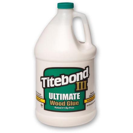 Picture of Titebond III Ultimate Waterproof  Wood Glue - 3.8l (1 US Gall)