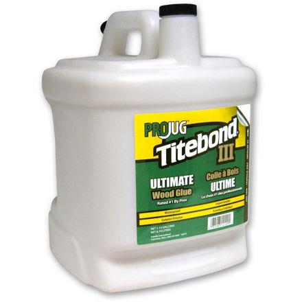 Picture of Titebond III Ultimate Waterproof  Wood Glue - 8.14l (2.1 US Gall)