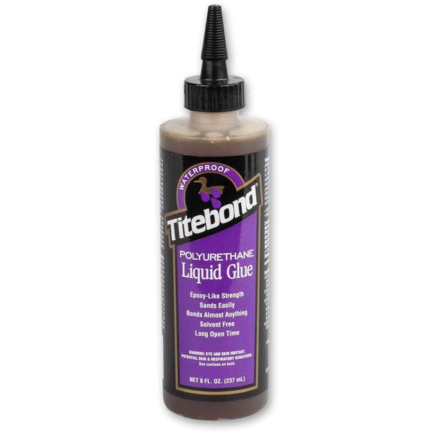 Picture of Titebond Polyurethane Glue - 237ml (8fl.oz)
