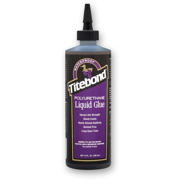 Picture of Titebond Polyurethane Glue - 355ml (12fl.oz)