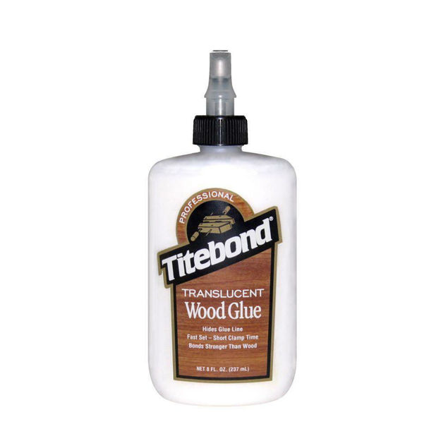 Picture of Titebond Translucent Wood Glue - 237ml (8fl.oz)