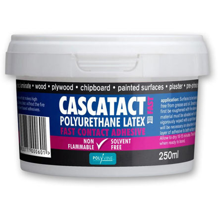 Picture of Cascatact Solvent Free Contact Adhesive 250ml