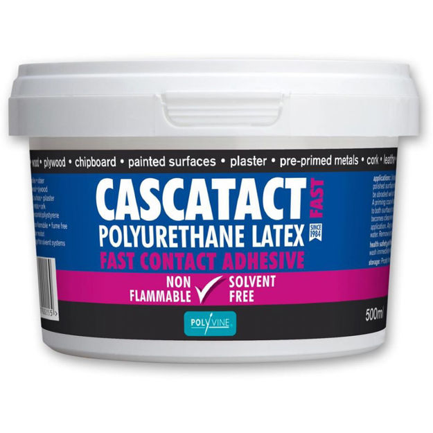 Picture of Cascatact Solvent Free Contact Adhesive 500ml