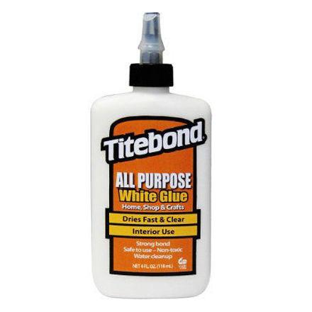 Picture of Titebond All Purpose White Glue - 237ml (8fl.oz)