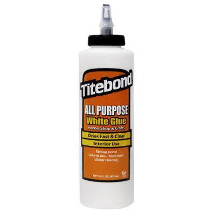 Picture of Titebond All Purpose White Glue - 473ml (16fl.oz)