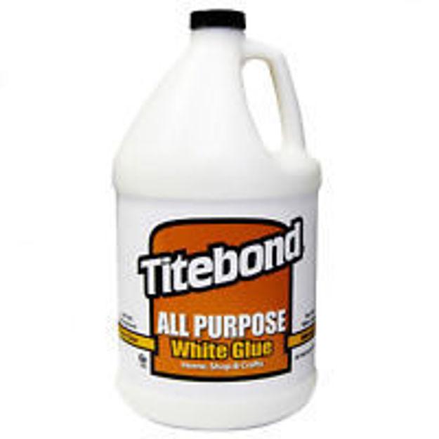 Picture of Titebond All Purpose White Glue - 3.8L (1 US GALL)