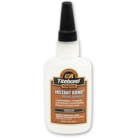 Picture of Titebond Instant CA Glue - Medium  56.8g (2oz)