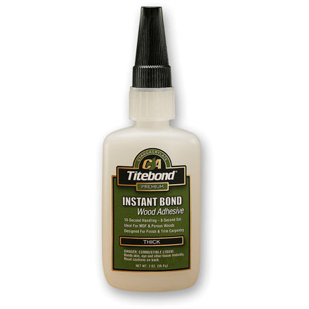 Picture of Titebond Instant CA Glue - Thick  56.8g (2oz)