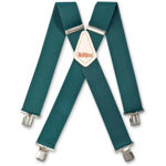 Picture of Hunter Green Braces - 501309