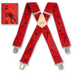 Picture of Red Tape Braces - 476284
