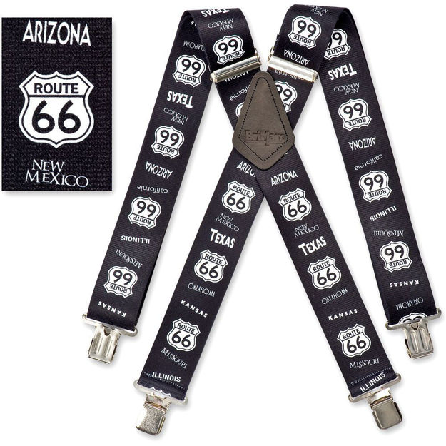 Picture of Route 66 Braces - 501304