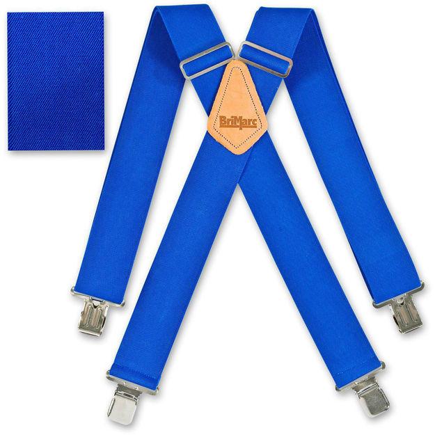 Picture of Royal Blue Braces - 951555
