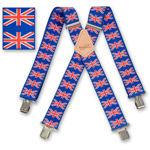 Picture of Union Jack Braces - 476295