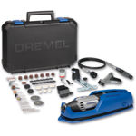 Picture of Dremel 4000 (4000-4/65) Multi-Tool With 65 Accessories