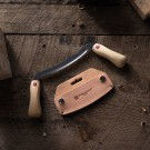 Picture of Flexcut KN16 Drawknife With Sheath - 600080