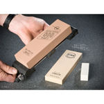 Picture of Ice Bear King Japanese Waterstone Sharpening Kit  + 1200 Stone - Tyzacktools