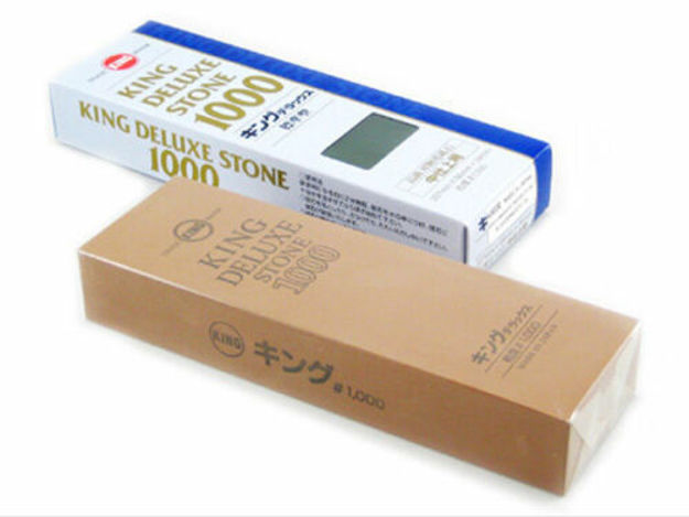Picture of Ice Bear King Japanese Waterstone Coarse - 1000