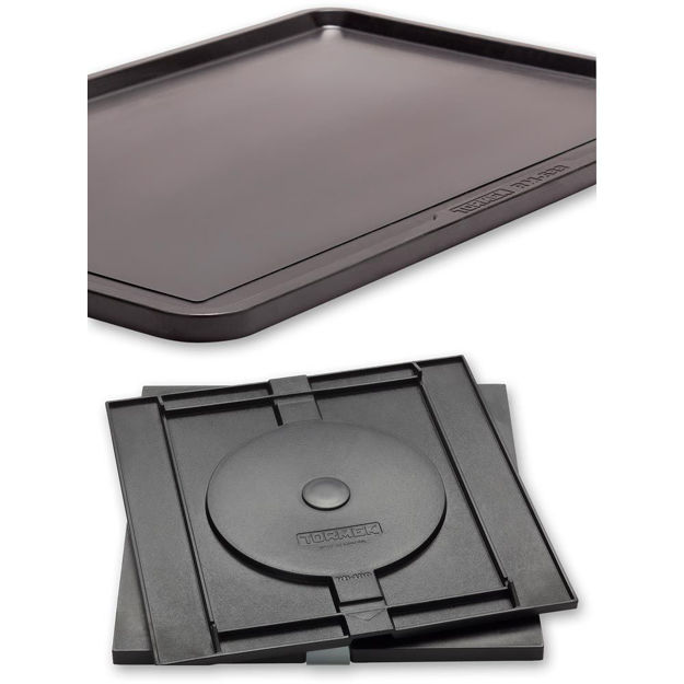Picture of Tormek RB-180 Rotating Base & RM-533 Rubber Mat - 719104