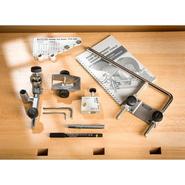 Picture of Tormek BGK-400 Bench Grinder Kit - 504087