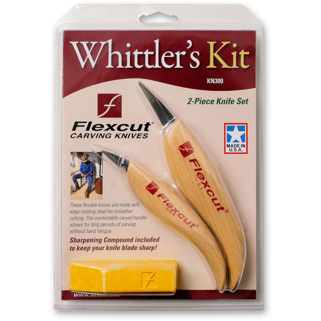 Picture of Flexcut KN300 Whittlers Kit - 211379