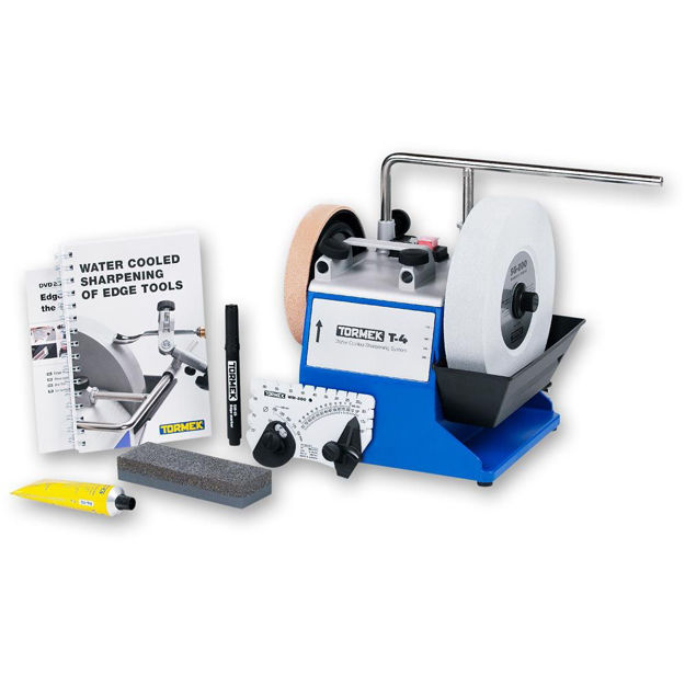 Picture of Tormek T-4 Water Cooled Sharpening System
