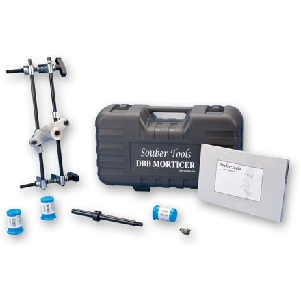 Picture of Souber DBB Mortice Lock Fitting - Jig 1