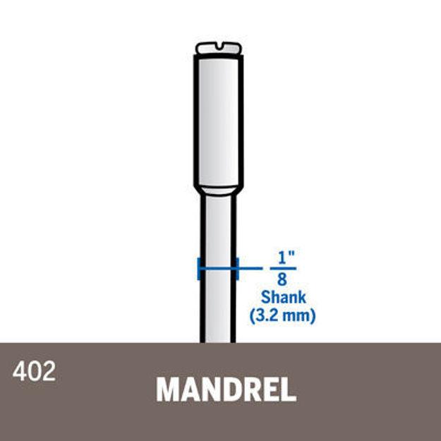 Picture of DREMEL 402 Mandrel