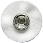 Picture of DREMEL 423S EZ Lock Cloth Polishing Wheel 25mm