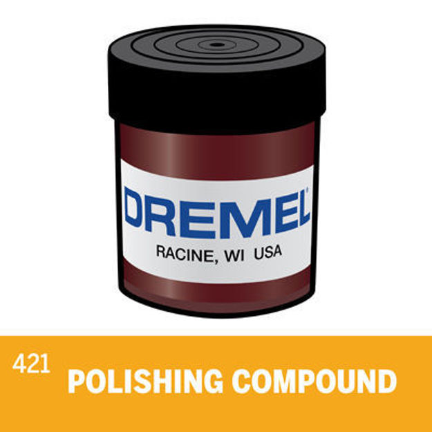 Picture of DREMEL 421 Polishing Compound