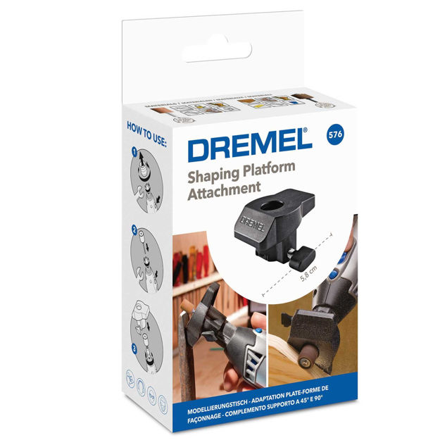 Picture of Dremel 576 Shaping Platform Attachment