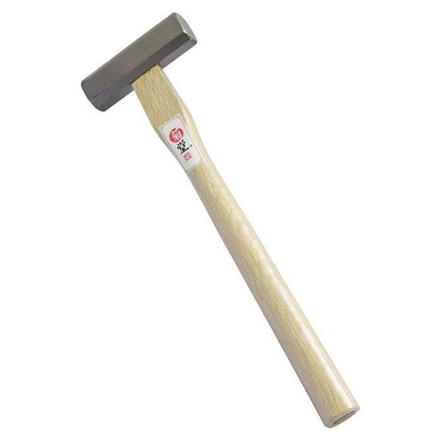 Picture of Japanese Kikudo Octagonal Hammer 375g 1028640