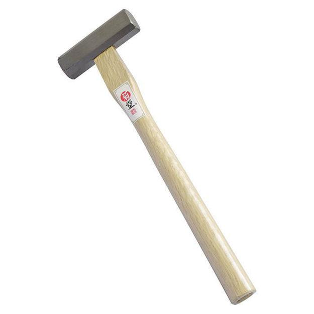 Picture of Japanese Kikudo Octagonal Hammer 115g 1028610