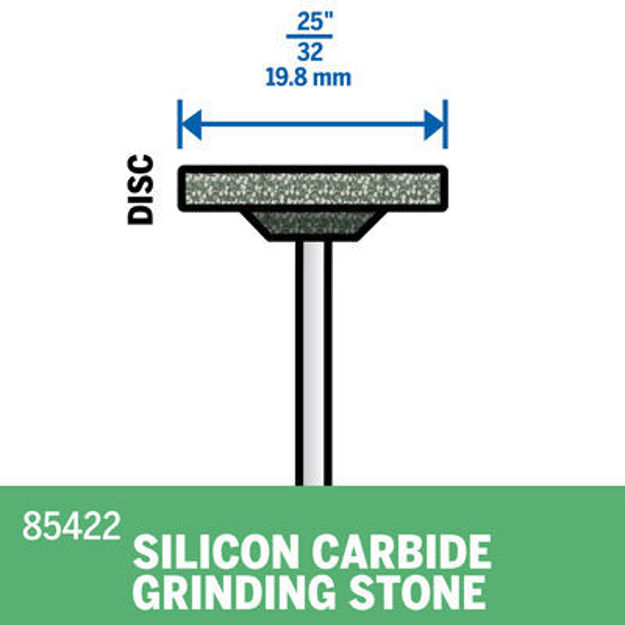 Picture of DREMEL 85422 Silicon Carbide Stone 19.8mm