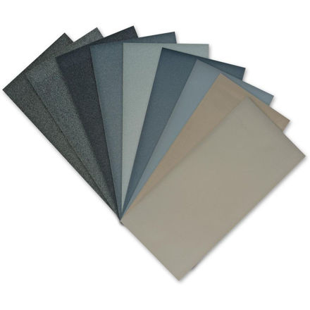 Picture of Micro Mesh Abrasive Sheets 150 x 75mm - Mixed Grade