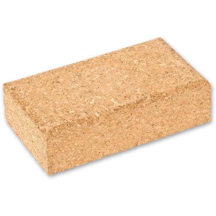 Picture of Cork Sanding Block 115 x 65 x 30mm