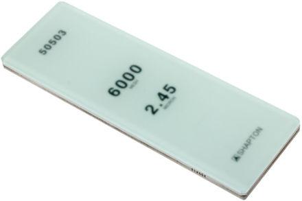 Picture of Shapton Glass Stone HR Grain 6000 Fine 2.45 micron sharpening stone - 50503