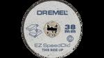 Picture of DREMEL SC456 Metal Cutting Wheel Loose - Pk 12