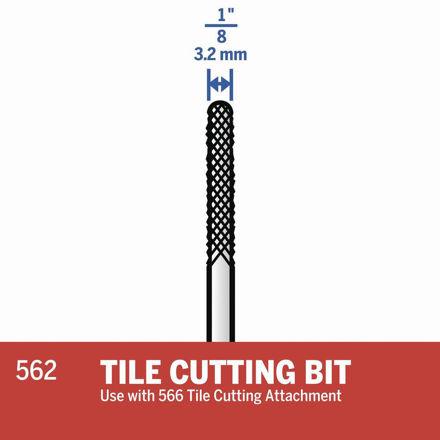 Picture of DREMEL 562 Tile Cutting Bit