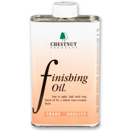 Picture of Chestnut Finishing Oil - 500ml