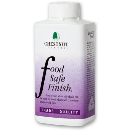 Picture of Chestnut Food Safe Finish - 500ml
