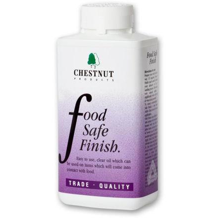 Picture of Chestnut Food Safe Finish - 1 Litre