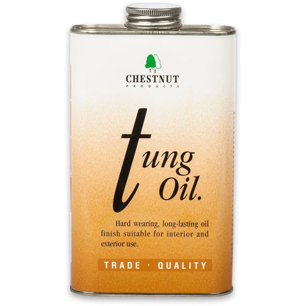 Picture of Chestnut Tung Oil - 1 Litre