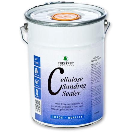 Picture of Chestnut Cellulose Sanding Sealer - 5 Litre